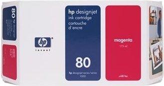 Струйный картридж HP 80 Magenta (C4874A) фото