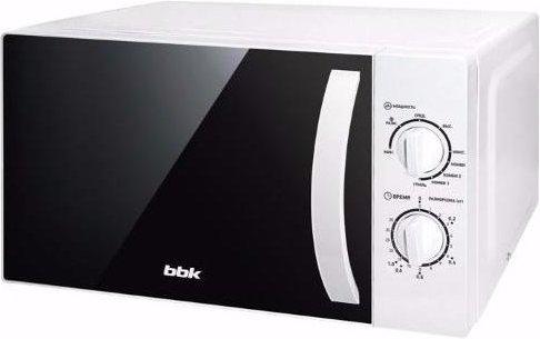 Микроволновая печь соло BBK 20MWG-738M/W фото