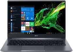 Ноутбук Acer Swift 3 SF314-57-58ZV (NX.HJFER.00E) серый