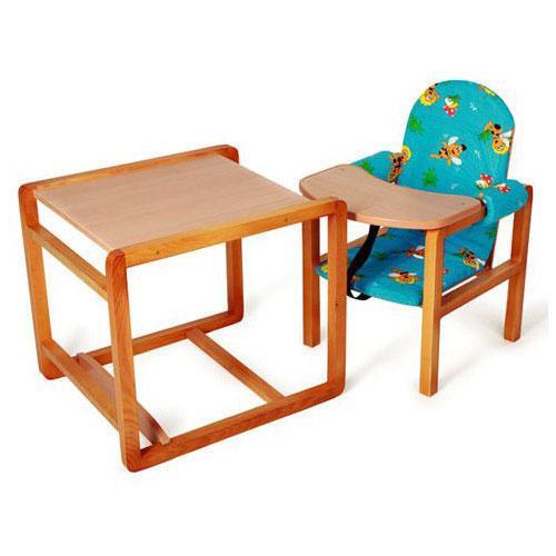 Купить 12357250, ВИЛТ Стул-стол для кормления Бутуз бежевый [СТД0201], Стульчики для кормления малышей