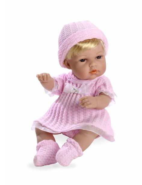 Купить MUNECAS ARIAS Кукла ARIAS , с кристаллами Swarowski в розовой одежде, 33 см [Т11131], Текстиль, винил, Для девочек, Испания, Куклы и пупсы