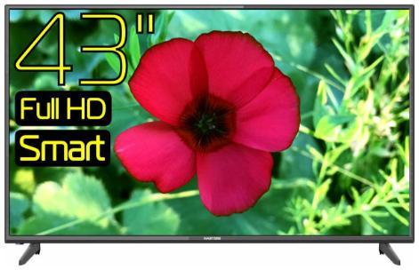 Картинка для Телевизор Hartens HTS-43FHD03B-S2