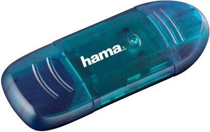 Устройство для чтения карт памяти USB2.0 Hama H-114730