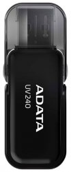 USB Flash накопитель 32Gb ADATA UV240 Black