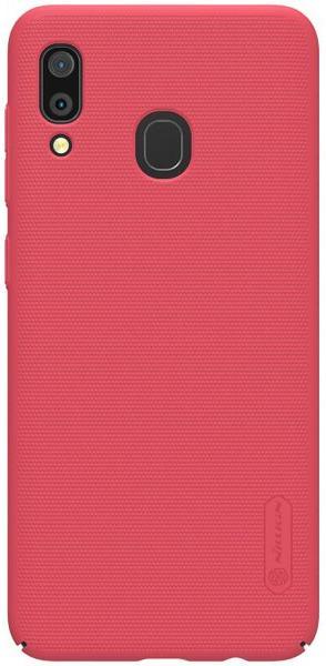 Чехол Nillkin Super Frosted Shield для Samsung Galaxy A30 T-N-SGA30-002 Красный фото