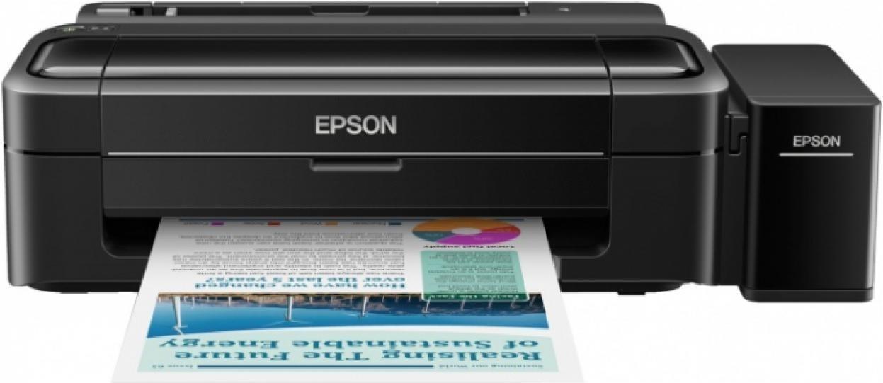 Цветной струйный принтер Epson L132 фото