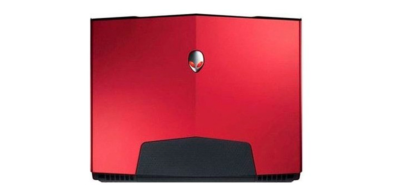 Ноутбук Dell Alienware M17x (m17x-9759) Red
