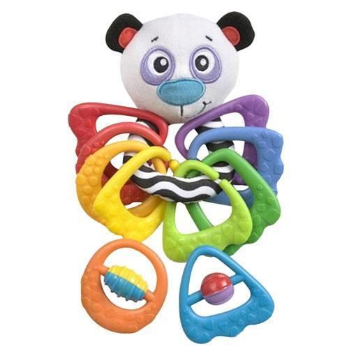 Купить 12355123, PLAYGRO Игрушка-прорезыватель «Панда» Playgro, [181593], Погремушки и прорезыватели