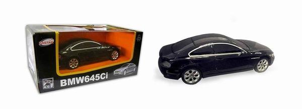 Купить 645-24/14700, RASTAR Машина р/у 1:24 BMW 645Ci 20х7, 5х6, 5см, движение вперед-назад, вправо-влево, горят огни, батарейки 5 бат АА (в компл не входит) [14700/645-24пц], Игрушки на радиоуправлении