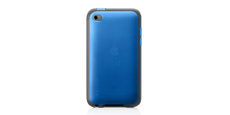 Чехол Belkin для Apple iPod Touch 4G Essential 031 Blue/Black F8W009cwC01