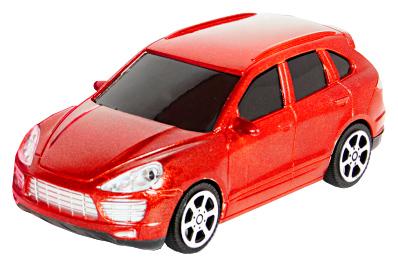 Купить Машина инерционная Junfa Toys Porsche Cayenne (5500-2B) красная, Красный, Пластик, металл, Китай, Машинки и техника