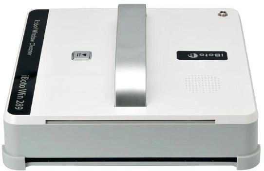 Робот-пылесос Iboto WIN289, Моющий, Для сухой уборки, Белый, Китай  - купить со скидкой