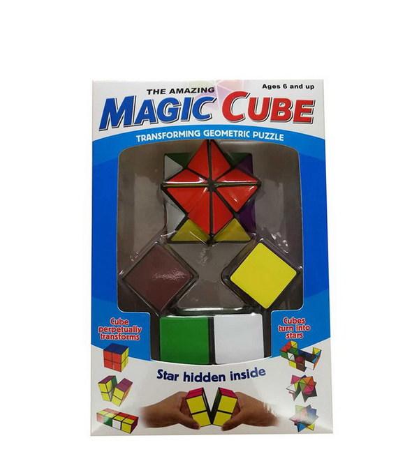Купить JUNFA TOYS Кубик-головоломка, 567-1 [567-1], Китай, Сортеры для малышей