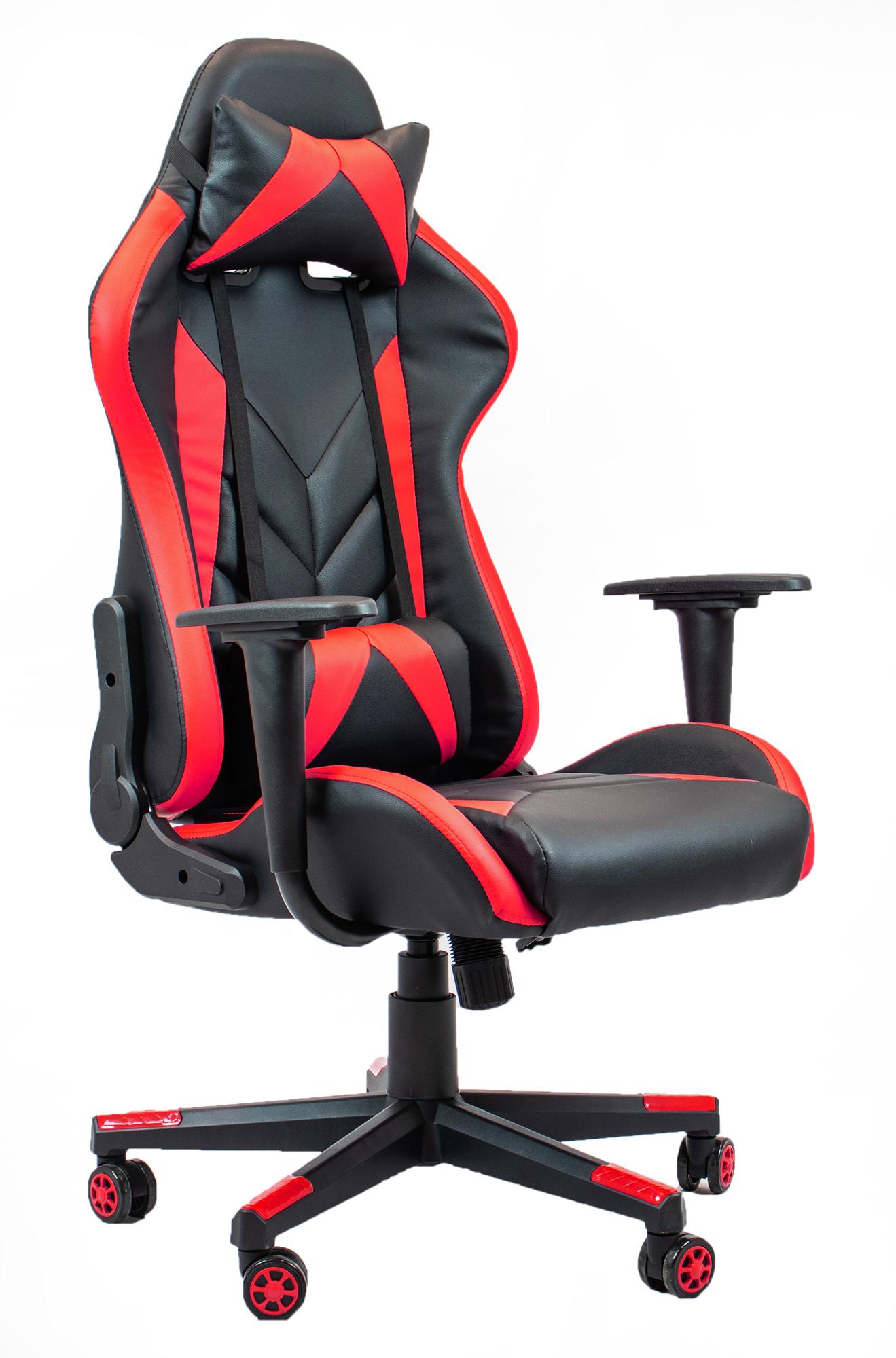 Игровое кресло Raybe K-5903 красное