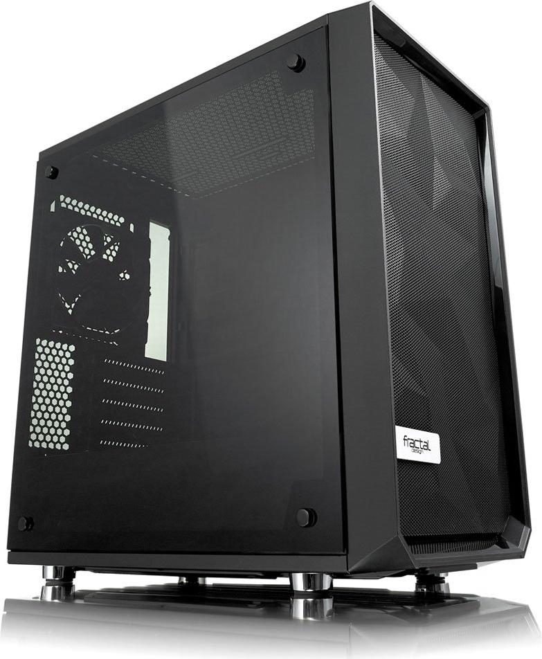 Корпус Fractal Design Meshify C Mini Dark