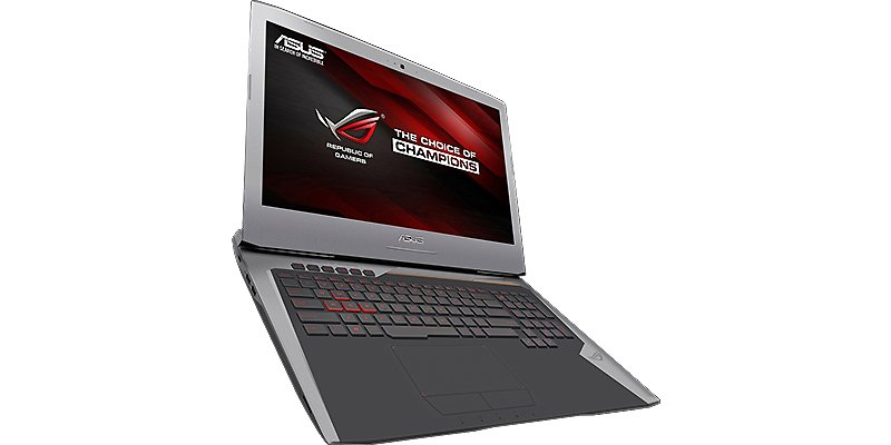 Ноутбук ASUS ROG G752VY-GC332T