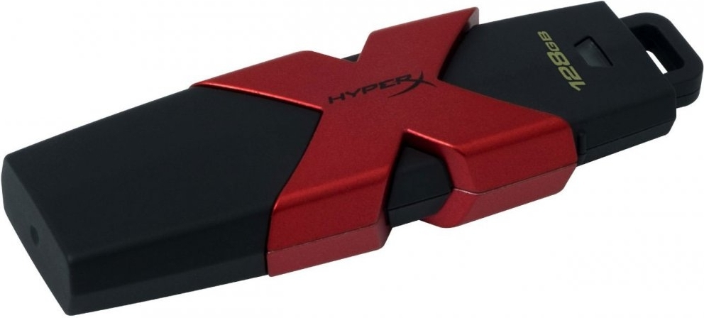 USB Flash накопитель 128Gb Kingston HyperX Savage (HXS3/128GB)