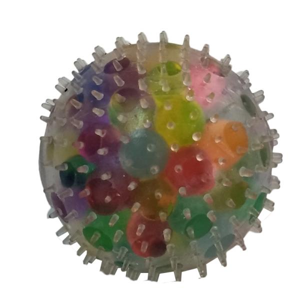 Купить Жмяка с шариками 1 TOY Мелкие пакости - шар, воксе [Т12454], Для мальчиков и девочек, Игрушки-антистресс
