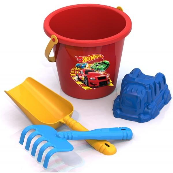 Купить НОРДПЛАСТ Набор для песочницы №2 [431869], пластик, Детские наборы в песочницу