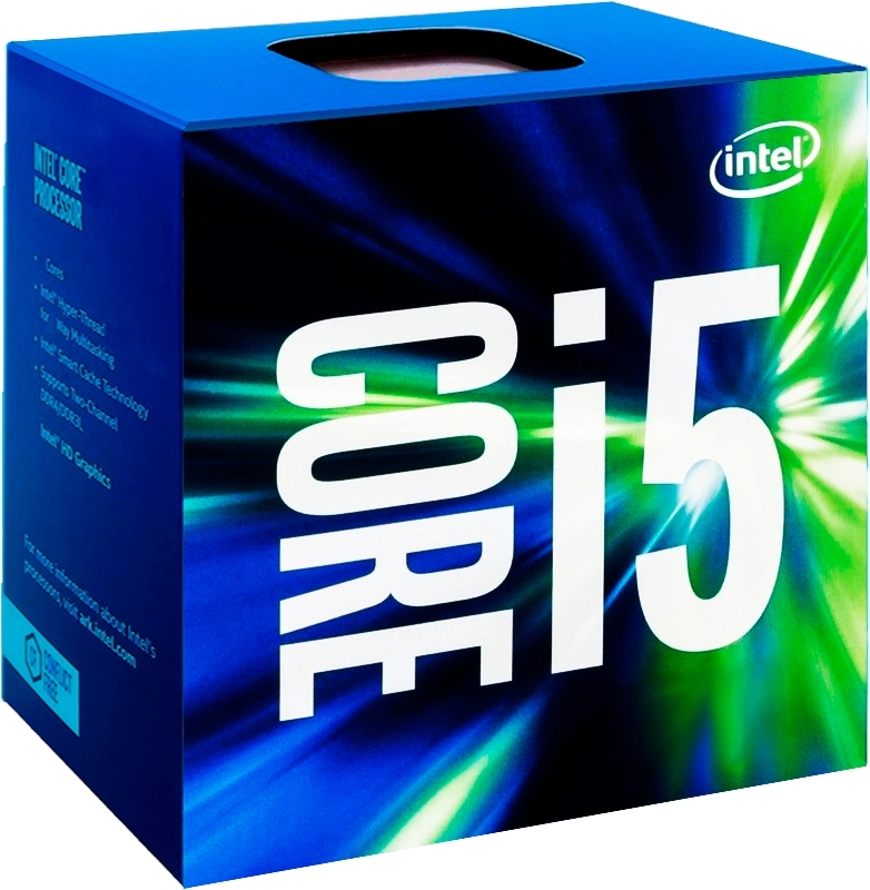 Процессор Intel Core i5 6400 BOX (BX80662I56400) фото