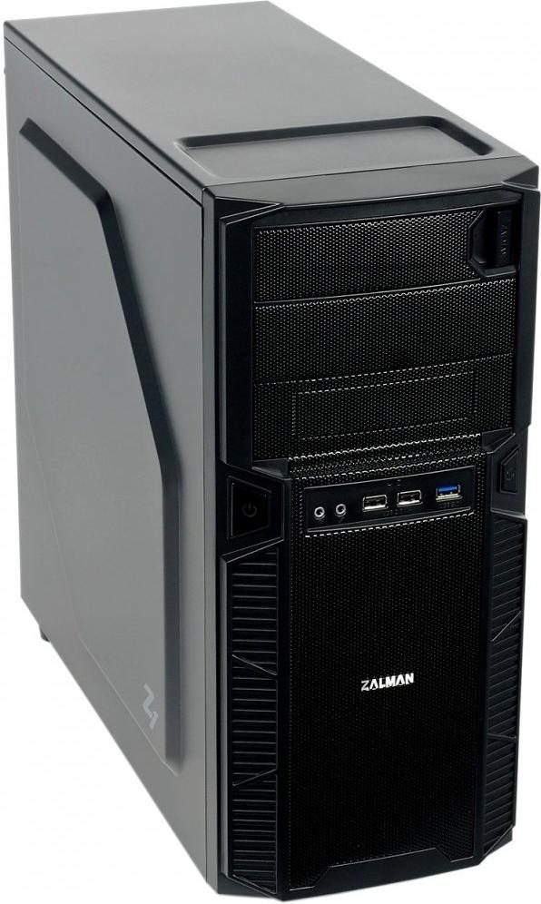 Корпус Zalman Z1 Black