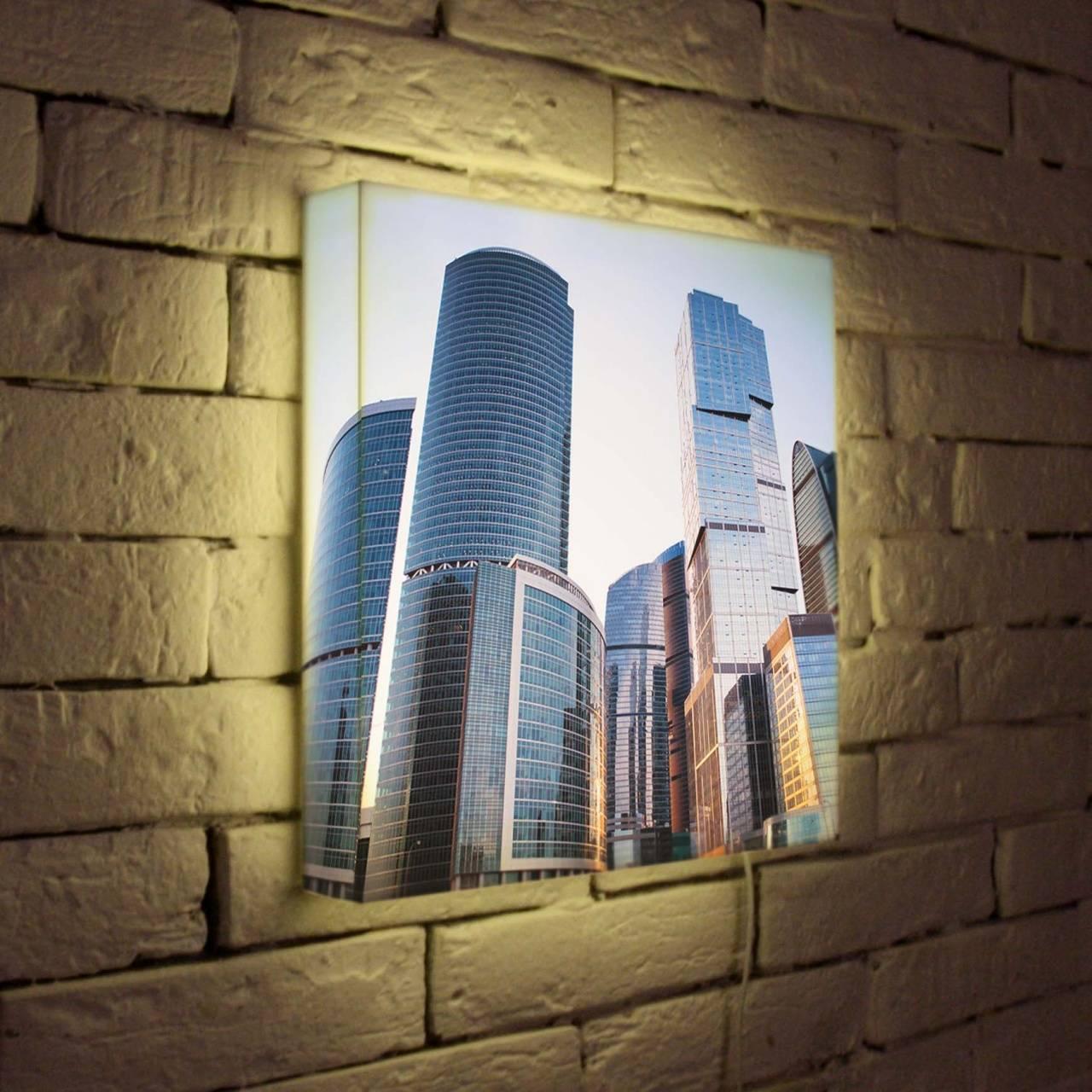строгое лайт боксы настенные световые фото рунами