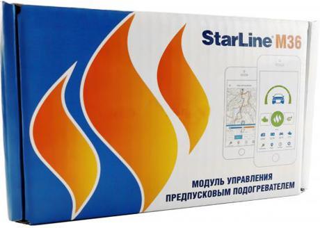 GPS-трекер Star Line M36GPS/Глонасс