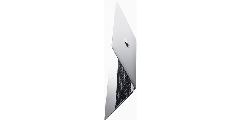 Ноутбук Apple MacBook MF865RU/A Silver