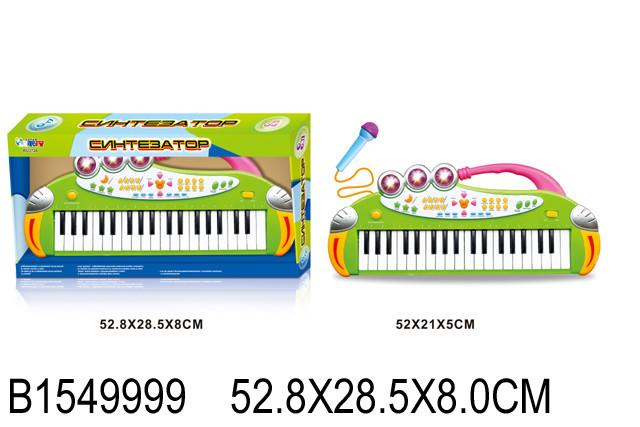 Купить SHANTOU Синтезатор [1549999], пластмасса, Детские музыкальные инструменты