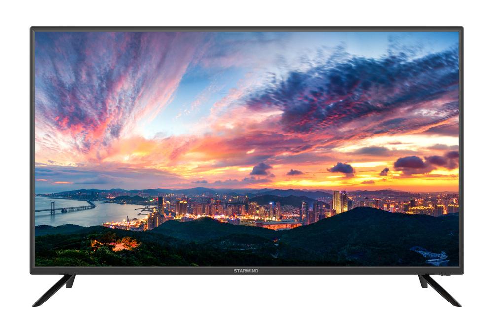 Телевизор Starwind SW LED40SA301 черный