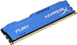 Оперативная память Kingston HyperX FURY Blue 8GB DDR3 1333Mhz DIMM (HX313C9FK2/8)