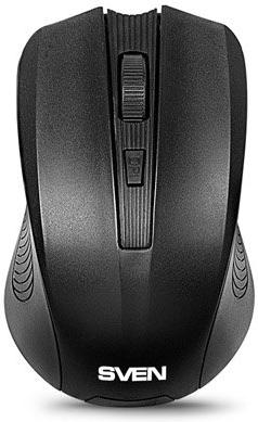 Беспроводная мышь Sven RX-300 Black USB