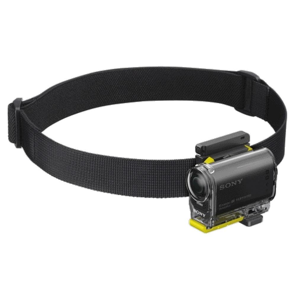 Купить Комплект для крепления камеры на голове Sony BLT-UHM1, Chest mount, Черный, Пластик/эластичная ткань, Китай