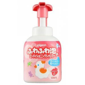 Купить Шампунь-пенка для младенцев Pigeon 350 мл, Япония, Средства для купания малышей