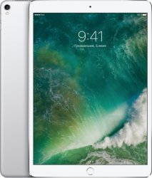 Apple iPad Pro 10.5 64Gb Wi-Fi + Cellular (MQF02RU/A) Silver