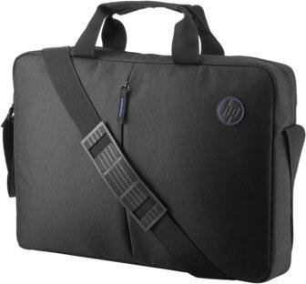 Купить Сумка для ноутбука HP 15.6 Case Essential Topload Black, HP Value Topload, Горизонтальная сумка, Черный