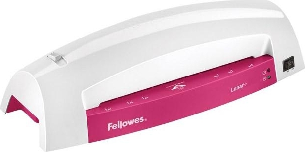 Ламинатор Fellowes Lunar+ A4 Pink FS-57426