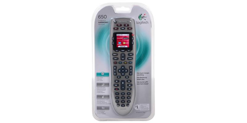 Купить Пульт Logitech Harmony 650 915-000161, Китай