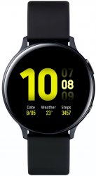 Умные часы Samsung Galaxy Watch Active2 (Aluminium) 44mm (SM-R820NZKRSER) лакрица