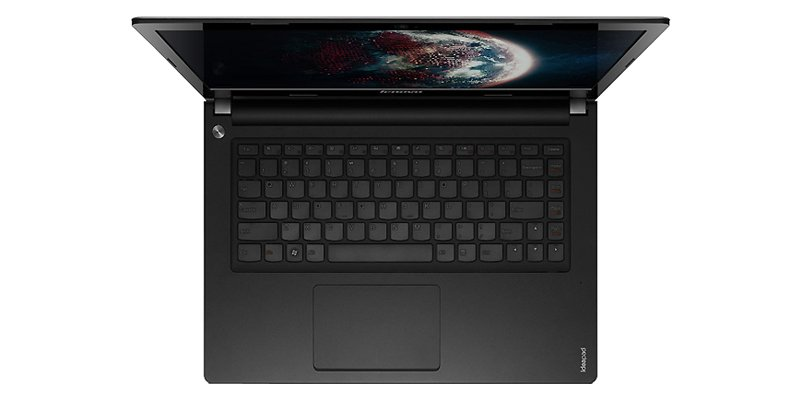 Ноутбук Lenovo IdeaPad S400-9974G500W8 (59347515) Grey
