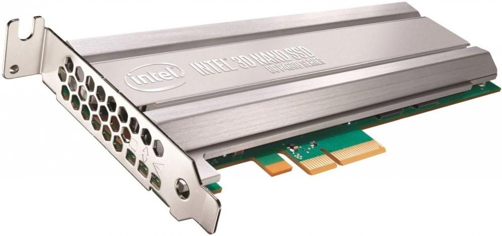 Твердотельный накопитель 4Tb SSD Intel P4600 Series ( Intel® SSDPEDKE040T701