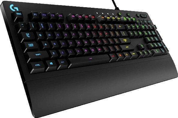 Клавиатура Logitech G213 Prodigy Gaming Keyboard (920-008092) фото