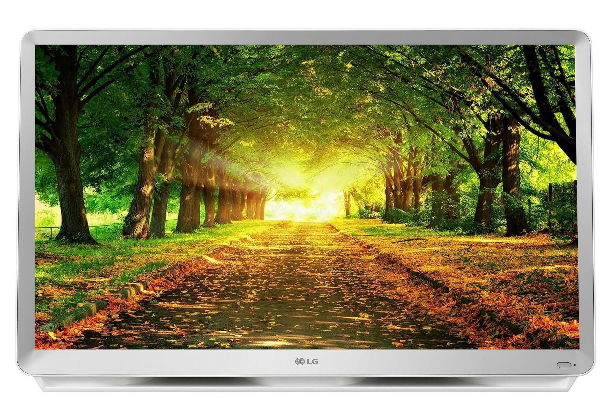 Купить Телевизор LG 27TK600V-WZ, Серый, Россия