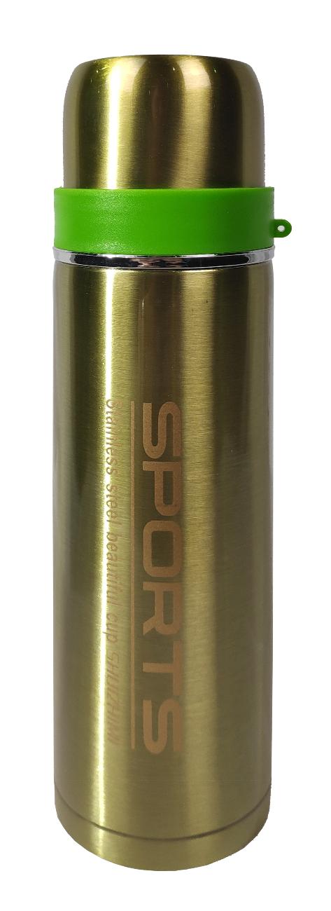 Термос Campinger 8156 0.5 л золотистый