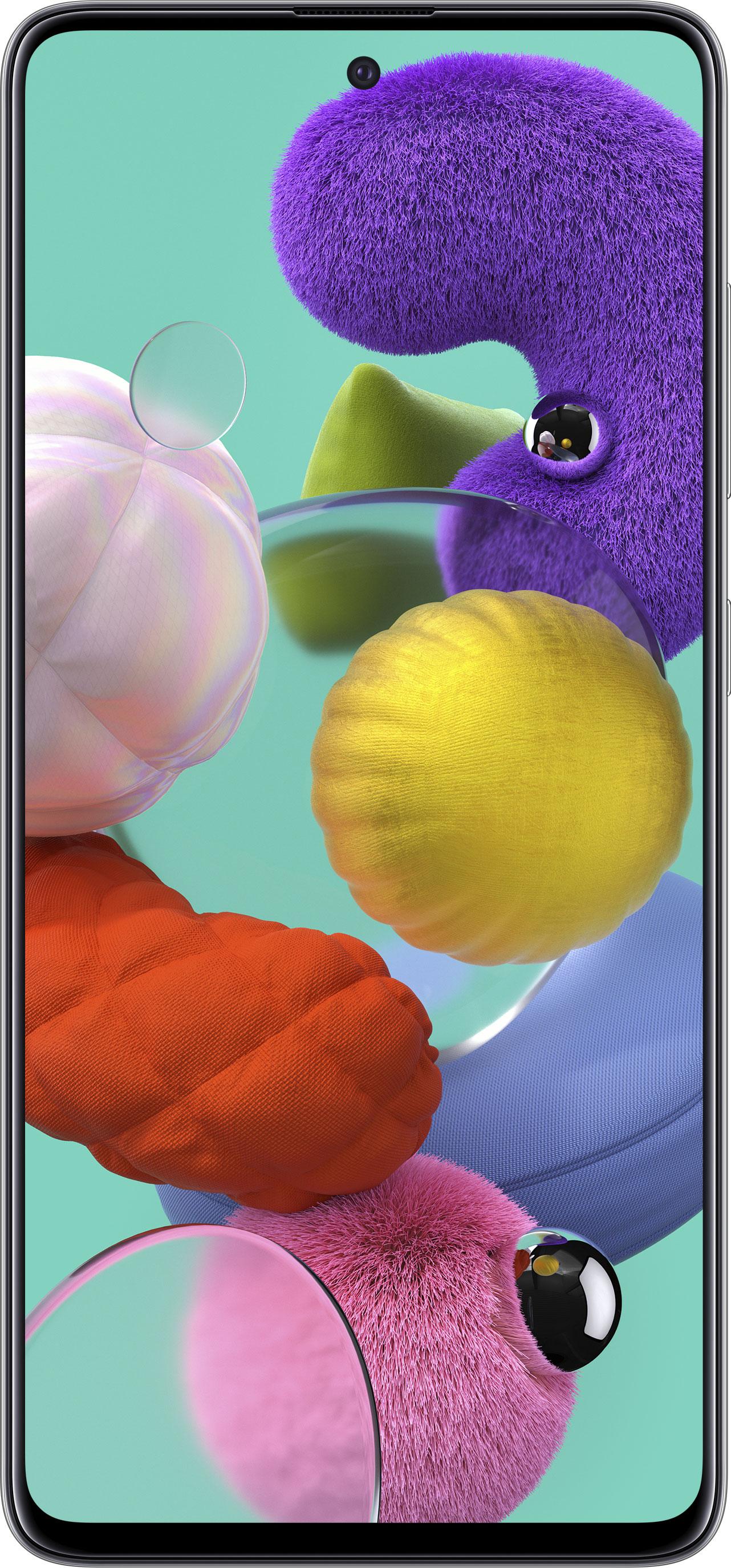 Смартфон Samsung Galaxy A51 4/64Gb (SM-A515FZWMSER) белый фото