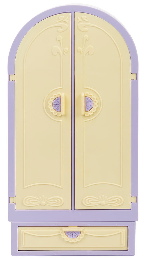 Купить С-1502 фиолетовый, Кукла ОГОНЁК Маленькая принцесса, Огонек, пластик, Россия, Мебель для кукол