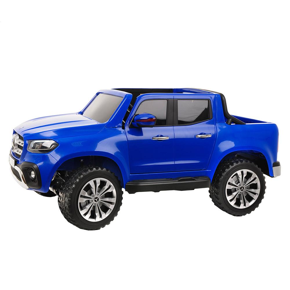 Купить RXL-606, RXL MERCEDES RXL606 Электромобиль 12V/7Ah*2;45W*4(муз, свет, MicroSD) Синий BLUE, Китай, Детские электромобили