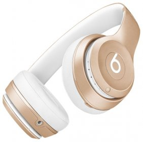 Гарнитура Apple Beats Solo2 Wireless Gold (MKLD2ZM(ZE)/A)