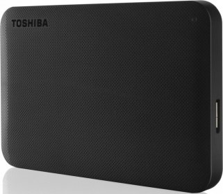 Внешний жесткий диск 1Tb Toshiba Canvio Ready Black (HDTP210EK3AA)