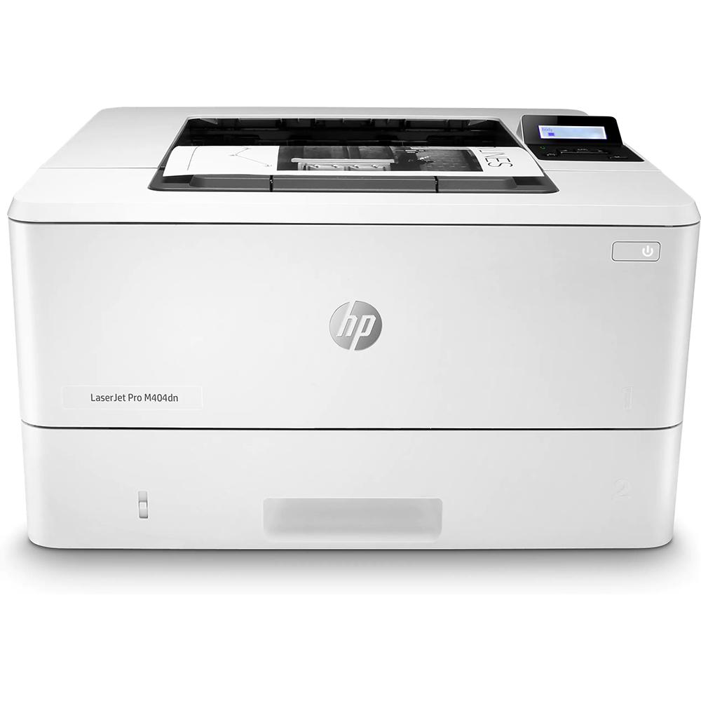 Монохромный лазерный принтер HP LaserJet Pro M404dn фото